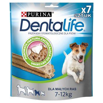 Dentalife Small Uzupełniająca karma dla dorosłych psów 115 g (7 sztuk)