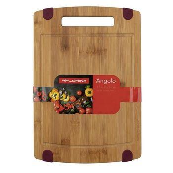 Deska Kuchenna z Silikonem Florina Angolo 37x25,5x1 cm