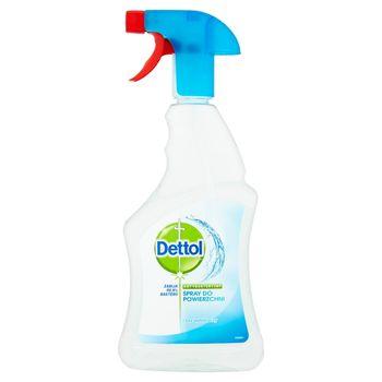 Dettol Antybakteryjny spray do powierzchni 500 ml