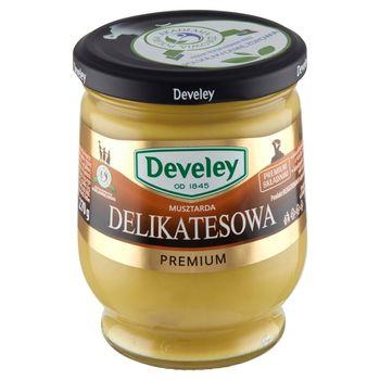 Develey Musztarda Premium delikatesowa 270 g