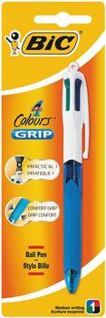 Długopis BIC 4 Colours Grip 3086123214675