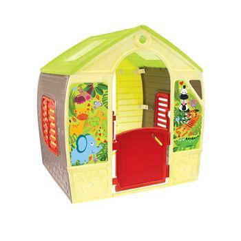 Mochtoys Domek ogrodowy dla dzieci Happy House 11976