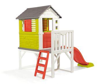 SMOBY Domek ogrodowy na palach 810800