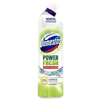 Domestos Total Hygiene Lime Fresh Żel do czyszczenia toalet 700 ml