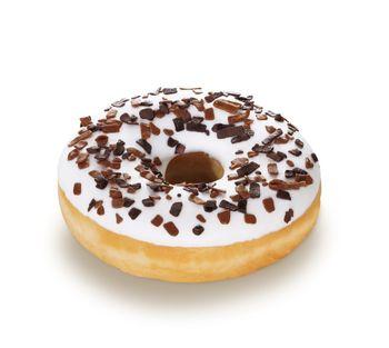Donut z białą wanilią 58 g