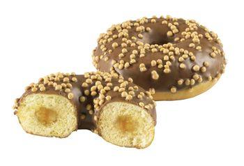 Donut z nadzieniem karmelowym 65 g