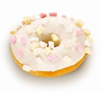 Donut z piankami 54 g