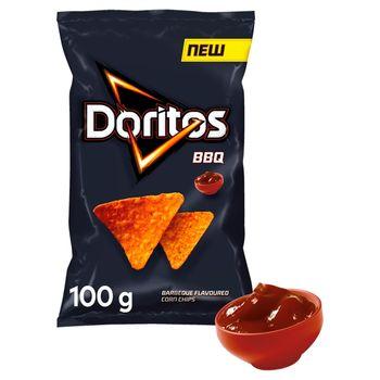 Doritos Nacho Chipsy kukurydziane o smaku barbeque 100 g
