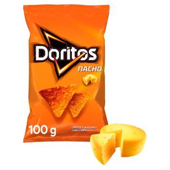 Doritos Nacho Chipsy kukurydziane o smaku serowym 100 g
