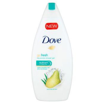 Dove Go Fresh Pear & Aloe Vera Scent Żel pod prysznic 500 ml
