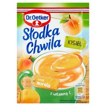 Dr. Oetker Słodka Chwila Kisiel smak morela 30 g