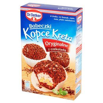Dr. Oetker Babeczki Kopce Kreta oryginalne z czekoladą 264 g