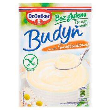 Dr. Oetker Budyń bez glutenu smak śmietankowy 40 g