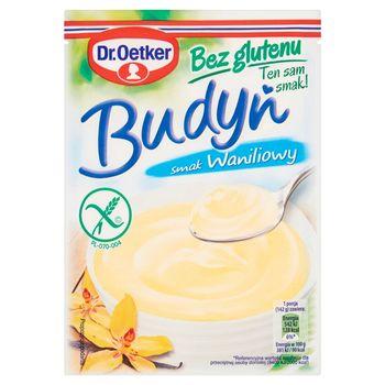 Dr. Oetker Budyń bez glutenu smak waniliowy 40 g