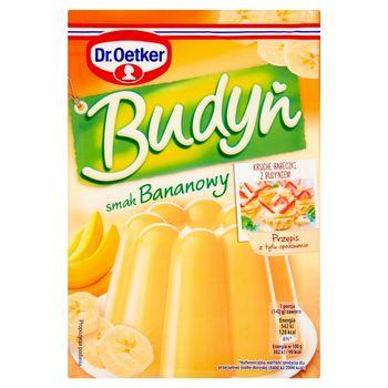 Dr. Oetker Budyń smak bananowy 40 g