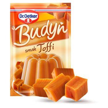 Dr. Oetker Budyń smak toffi 40 g