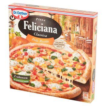 Dr. Oetker Feliciana Classica Pizza Pollo Ricotta 335 g