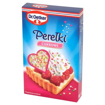 Dr. Oetker Perełki cukrowe 80 g