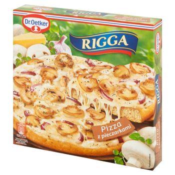 Dr. Oetker Rigga Pizza z pieczarkami 260 g