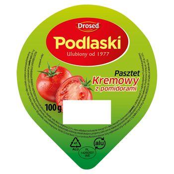 Drosed Podlaski Pasztet Kremowy z pomidorami 100 g