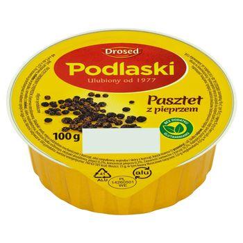 Drosed Podlaski Pasztet z pieprzem 100 g
