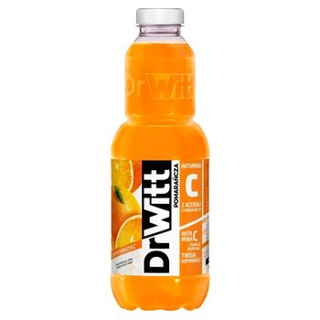 DrWitt Premium Odporność Sok 100% pomarańcza 1 l