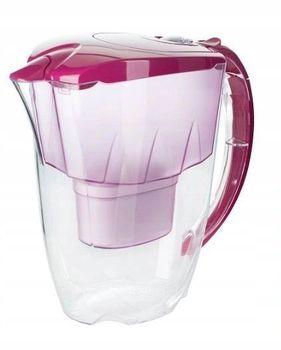 Dzbanek filtrujący Aquaphor dzbanek Aquaphor Fresh 2,8l różowy