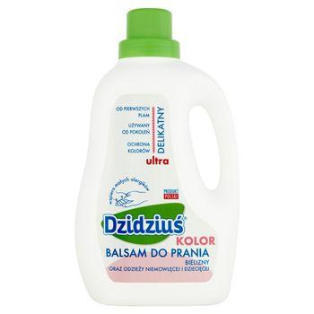Dzidziuś Balsam do prania kolor 1,5 l (18 prań)