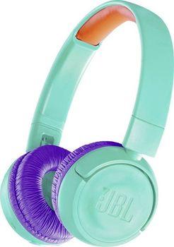 Dziecięce słuchawki JBL JR300BT Turkusowe