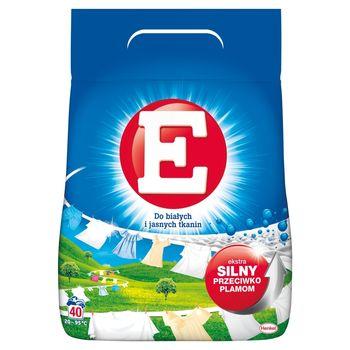 E Proszek do prania górska świeżość 2,6 kg (40 prań)