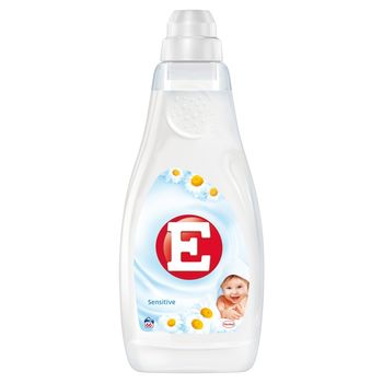 E Sensitive Skoncentrowany płyn do zmiękczania tkanin 2 l (66 prań)