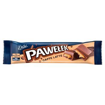 E. Wedel Pawełek Batonik mleczny caffe latte 45 g