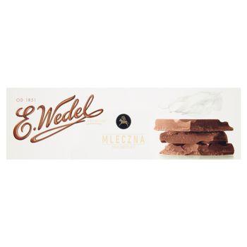 E. Wedel Premium Czekolada mleczna 220 g