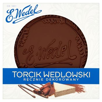 E. Wedel Torcik Wedlowski 250 g