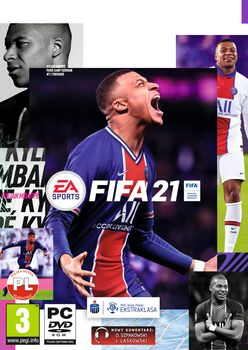EA SPORTS GRA PC FIFA 21 PL
