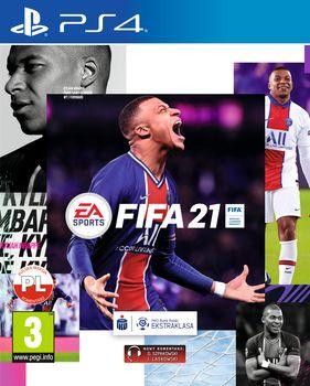 EA Sports GRA PS4 FIFA 21 PlayStation 4 PL