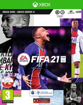 EA Sports GRA XBOXONE FIFA 21 XOne PL