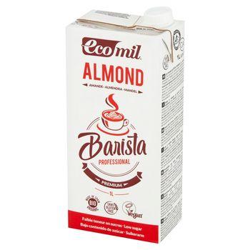 EcoMil Barista Professional Napój migdałowy Bio 1 l