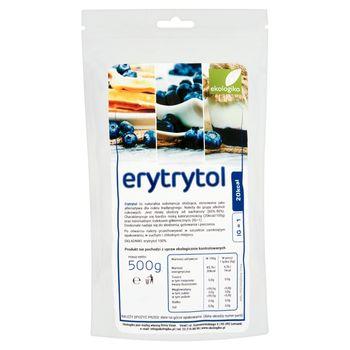 Ekologiko Erytrytol 500 g