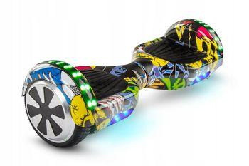 Elektryczna deskorolka PREMIUM Hoverboard S 01 Mix