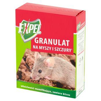 Expel Granulat na myszy i szczury 250 g