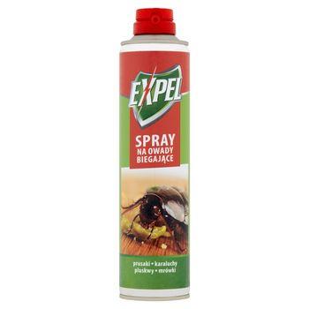 Expel Spray na owady biegające 400 ml