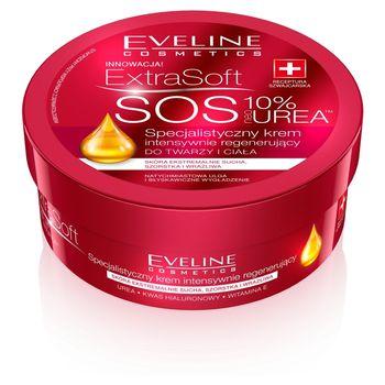 EXTRA SOFT SOS 10% UREA Specjalistyczny krem intensywnie regenerujący