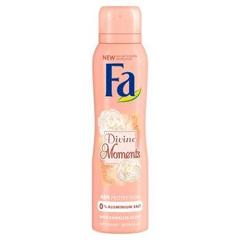 Fa Divine Moments Wild Camellia Scent Dezodorant 150 ml