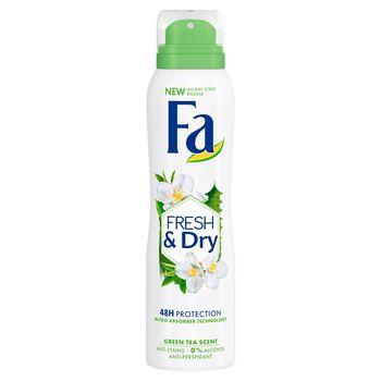 Fa Fresh & Dry Green Tea Antyperspirant 150 ml