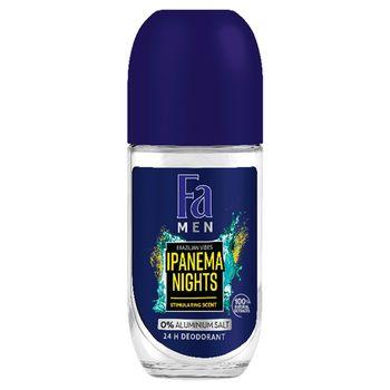 Fa Men Brazilian VibesIpanema Nights Dezodorant w kulce 50 ml