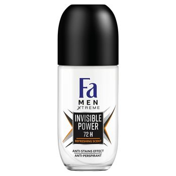 Fa Men Xtreme Invisible Power Antyperspirant w kulce 50 ml