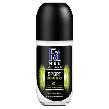 Fa Men Xtreme Sport Energy Boost Antyperspirant w kulce 50 ml