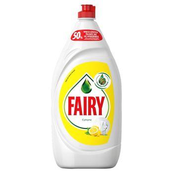 Fairy Cytryna Płyn do mycia naczyń 1,35 l