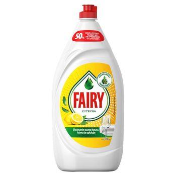 Fairy Cytryna Płyn do mycia naczyń 1350 ML